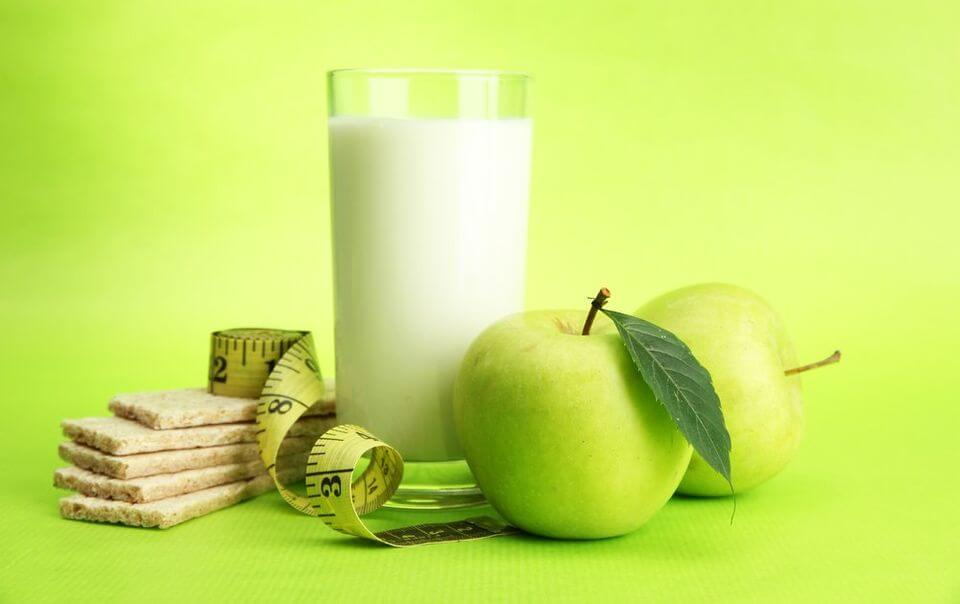 Яблочная диета — принципы, эффекты, меню
