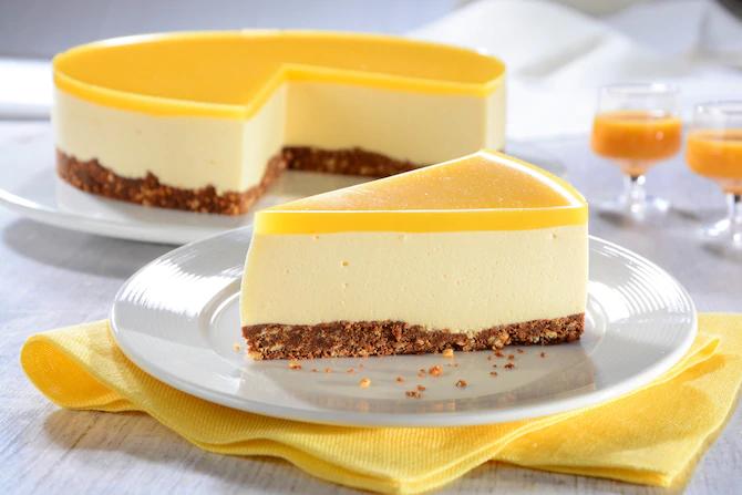 Ликёрный торт-суфле