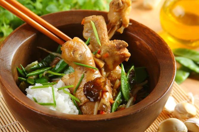 Китайское рагу — универсальное блюдо!