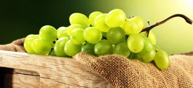 Как правильно хранить виноград?