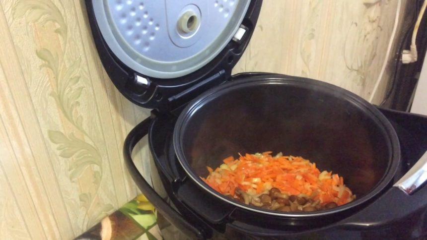 солянка в скороварке рецепт из капусты