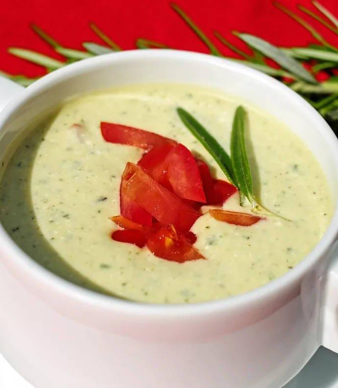 Летний суп — рецепты вкусных холодных блюд