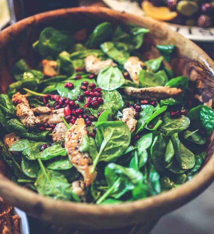 Рецепты диетического ужина с курицей