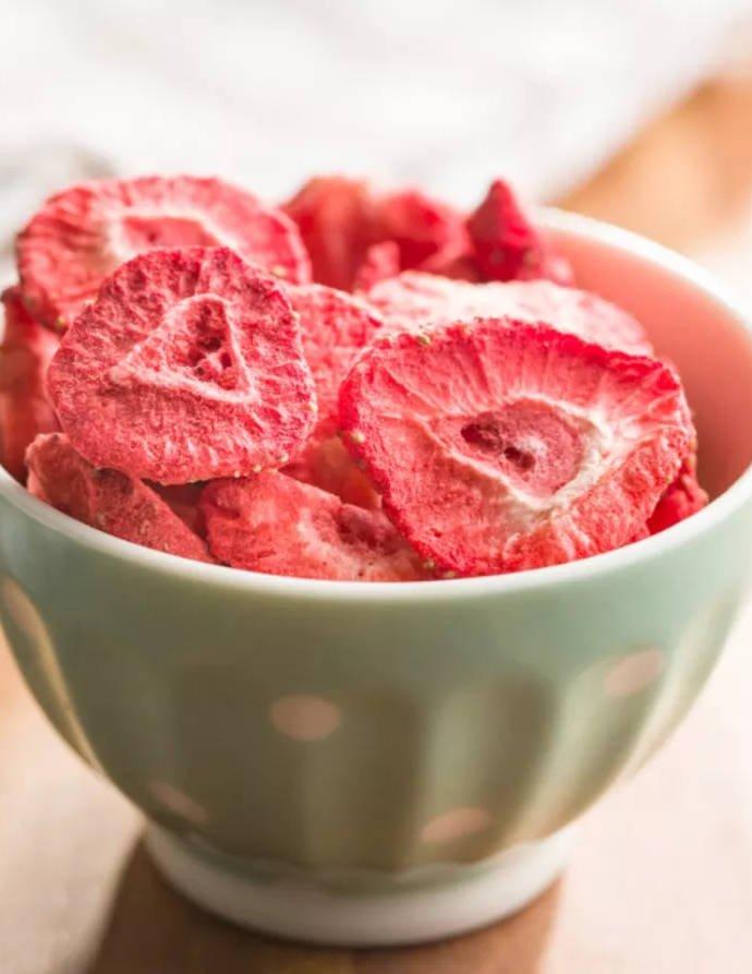 Что такое сублимированная пища?