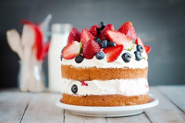 Как приготовить крем для торта?