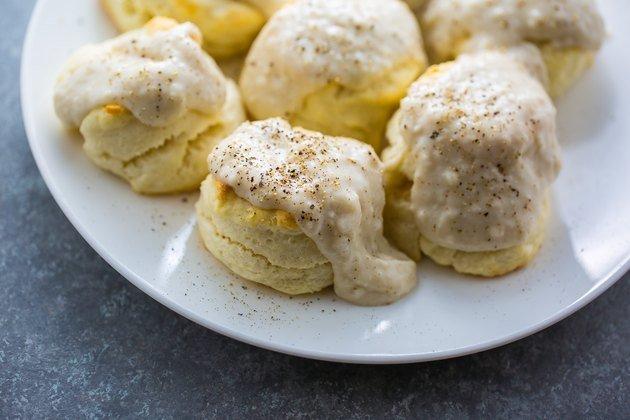 Рецепт печенья и соуса