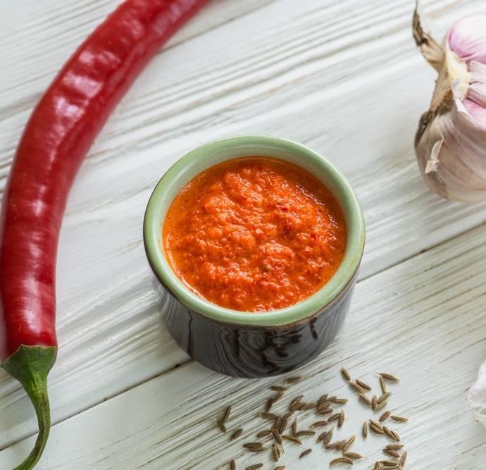 Харисса — согревает марокканские блюда до красного
