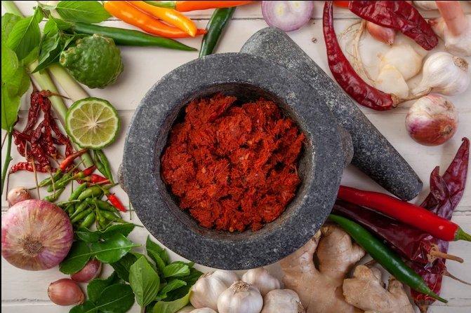 Красное карри — тайское искусство приготовления пикантных блюд
