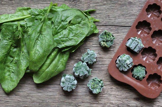 Как заморозить шпинат — проверенные советы