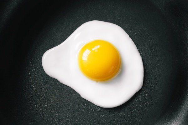 Как приготовить яйца на газовой плите