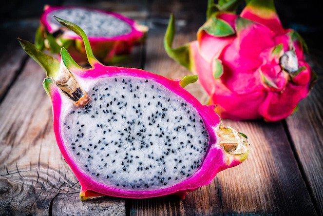 Питайя — Драконий фрукт