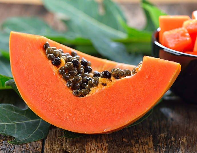 Папайя — как есть? На что похож этот фрукт?